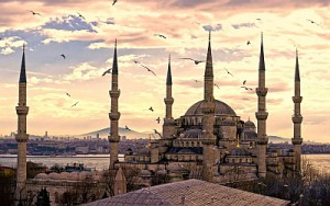 Turecko – Istanbul letecky