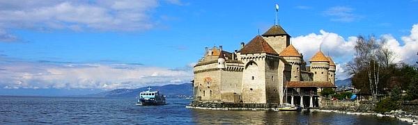 Chillons Schloss