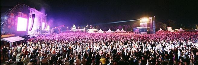 Vídeň Donauinselfest
