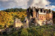 Romantická údolí Rýna aMosely