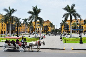 Plaza del las armas