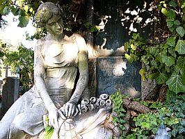 Vídeňské hřbitovy aMuzeum pohřebnictví