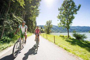 Vídní na kolech nebo na in-line bruslích