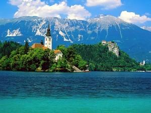 Slovinsko – od Julských Alp kJaderskému moři