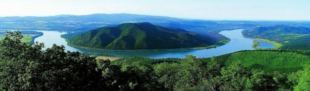 Dunajské ohbí