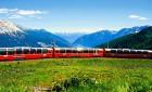 Kouzelný svět švýcarských horských železnic