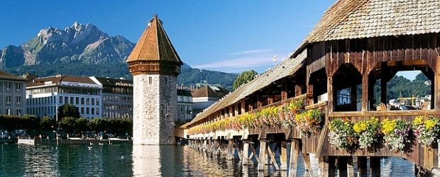 Švýcarsko svýletem do Chamonix alanovkou do masivu Mont Blanc