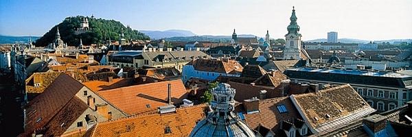 Štýrsko | Hory, památky atermály