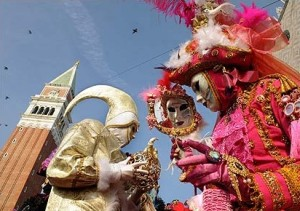 Karneval vBenátkách
