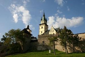 Přírodní ahistorické klenoty Slovenska