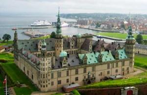 Velký okruh Dánskem aŠvédskem