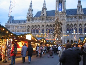 Předvánoční Vídeň – neděle za zvýhodněnou cenu