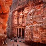 Jordánské království | biblické památky, odkaz antiky akřižácké hrady