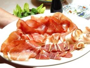 Gastronomie apamátky severní Itálie