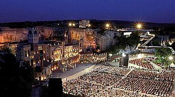 St. Margharethen | letní operní scéna
