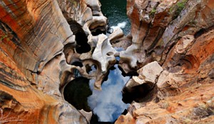 Bourke´s Luck Potholes