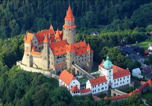 Haná | Olomouc, tvarůžky vLošticích, Bouzov, Javoříčko