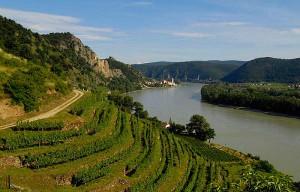 Z Vídně ksoutoku řek Moravy aDunaje
