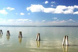 Petronell-Carnuntum aNeziderské jezero