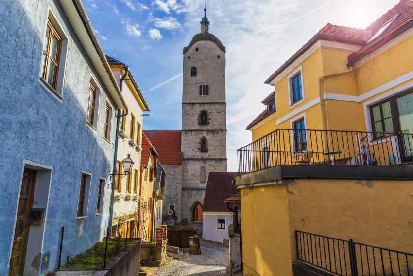 Advent na zámku Grafenegg sprohlídkou Kremže