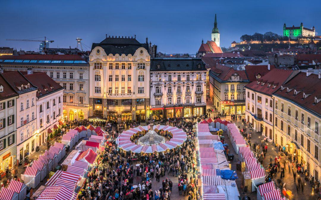Adventní Bratislava