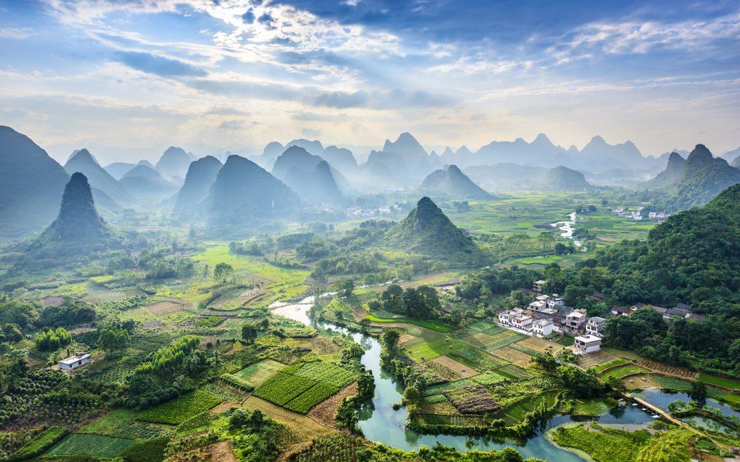 Velký okruh Čínou