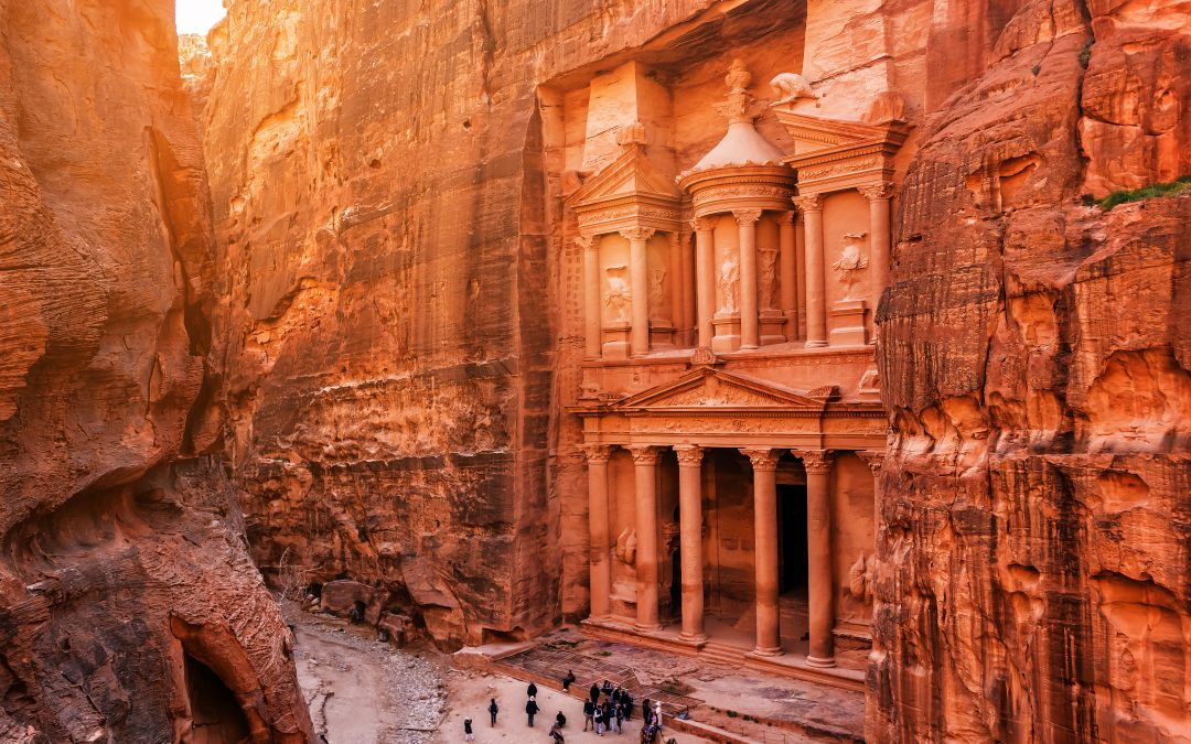 Izrael aJordánsko | Paralely akontrasty