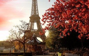 Paříž aokolí