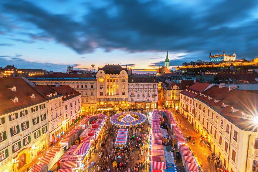 Adventní Bratislava | Slovenské národní divadlo