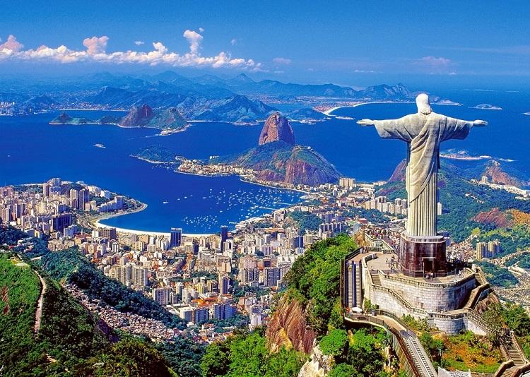 Brazílie – Rio de Janeiro avodopády Iguaçu