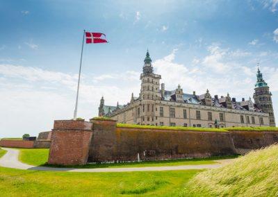 Dánsko - Kronborg