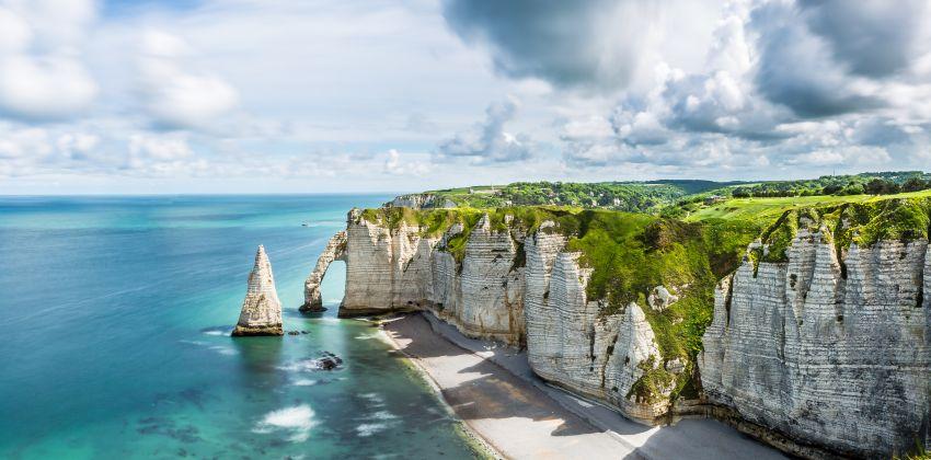 Normandie aBretaň