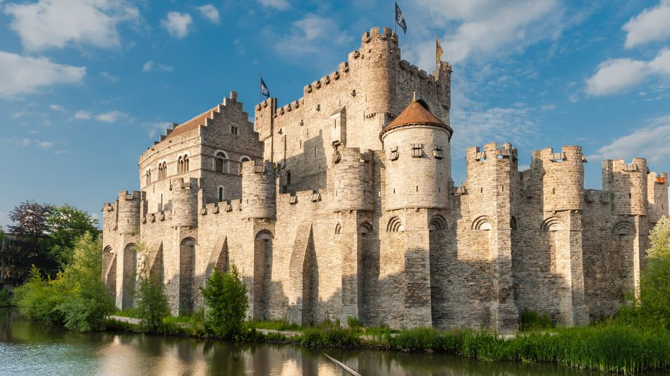 Belgické království skvětinovým kobercem vBruselu