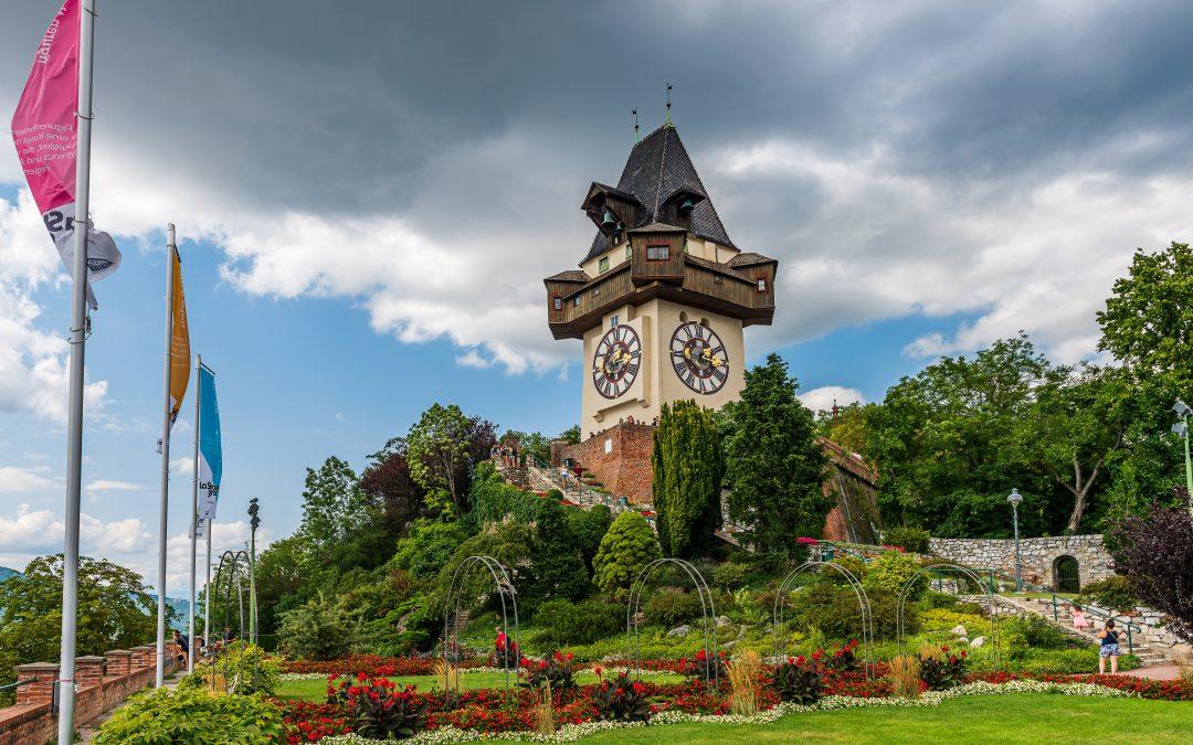 Graz – Štýrský Hradec