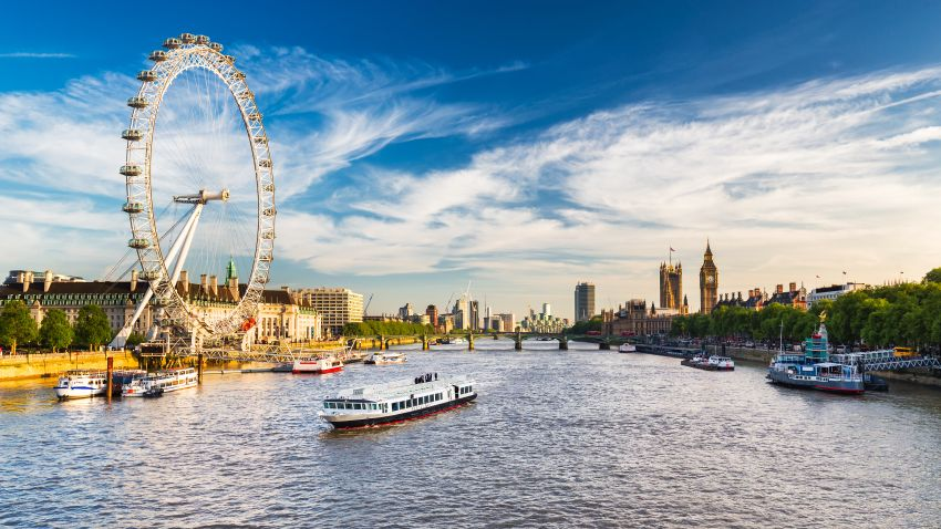 Londýn ajihozápadní Anglie