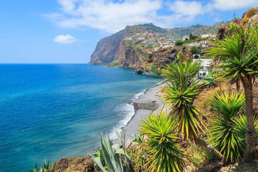 Madeira – Rozkvetlá zahrada Atlantiku