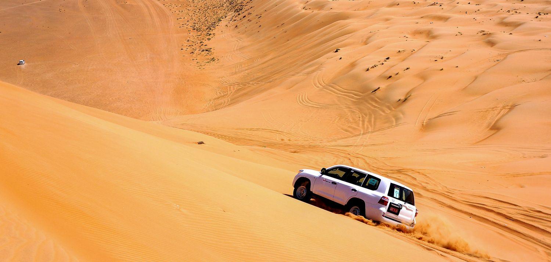 Omán – Od břehů Indického oceánu do nitra pouště
