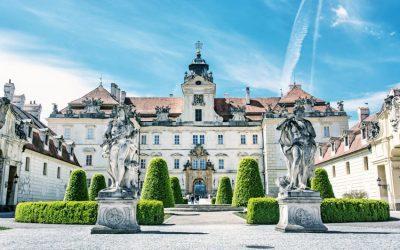 Hudba avíno | VI. ročník hudebního cyklu na zámku Valtice