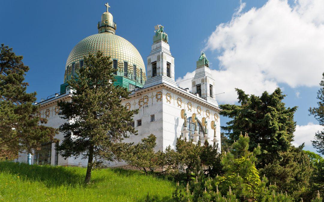 Státní svátek Rakouska vduchu vídeňské secese