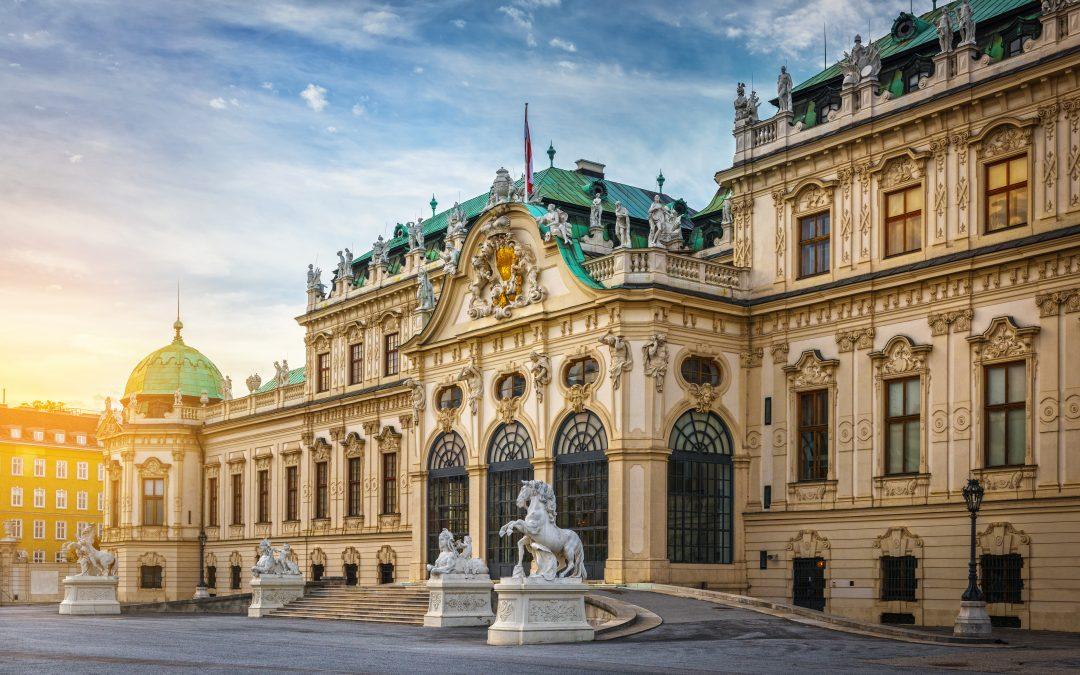 Vídeň – Státní svátek Rakouska