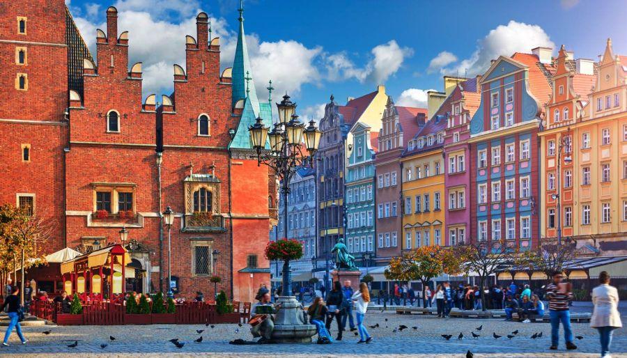 Vratislav – polské Benátky
