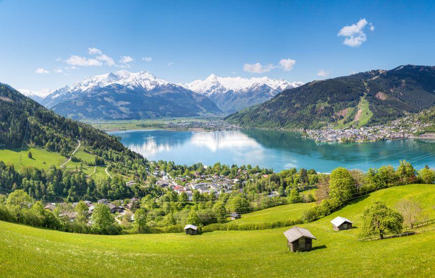 Pohodový týden vrakouských Alpách