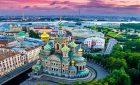 Čarovným Pobaltím až do carského Petrohradu
