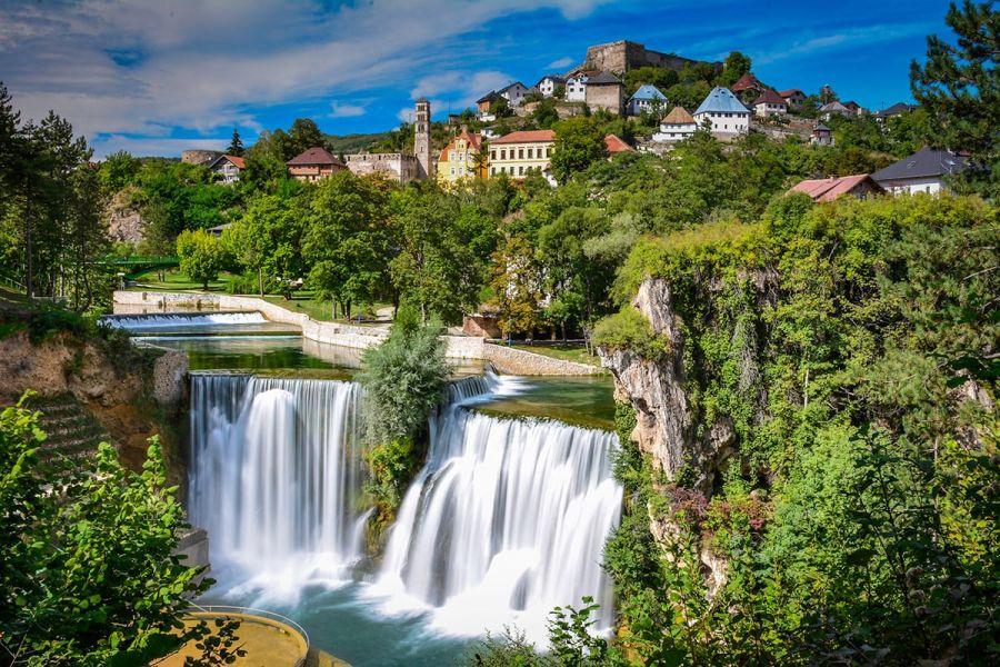 Bosnou aHercegovinou do Dubrovníku