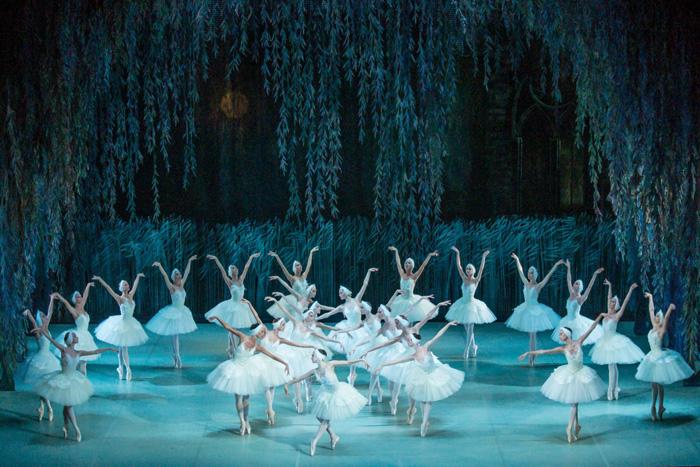 Bílé noci vPetrohradě | Ermitážní divadlo: P.I. Čajkovskij – Labutí jezero