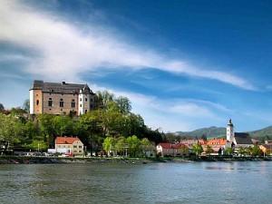 Historická městečka Horního Rakouska splavbou poDunaji