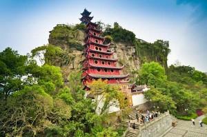 shibaozhaiPagoda