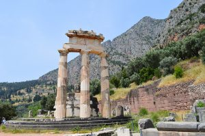 Řecká mozaika