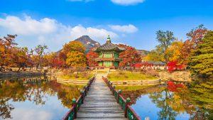 Nejkrásnější místa Jižní Koreje