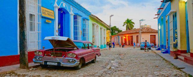 Kuba | Okruh skoupáním ve Varaderu